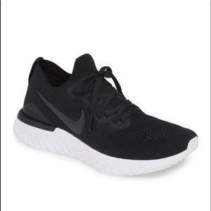 NWOT Nike Epic React Flyknit 2 Running Shoe